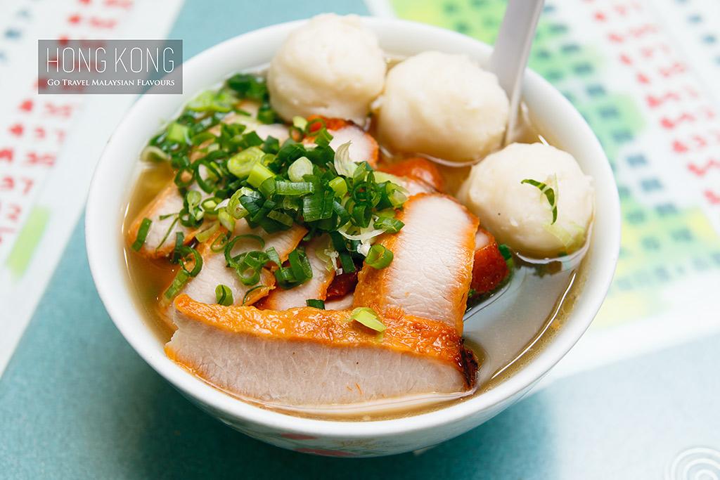 hong kong Ying Kee Noodles shop 英記面家