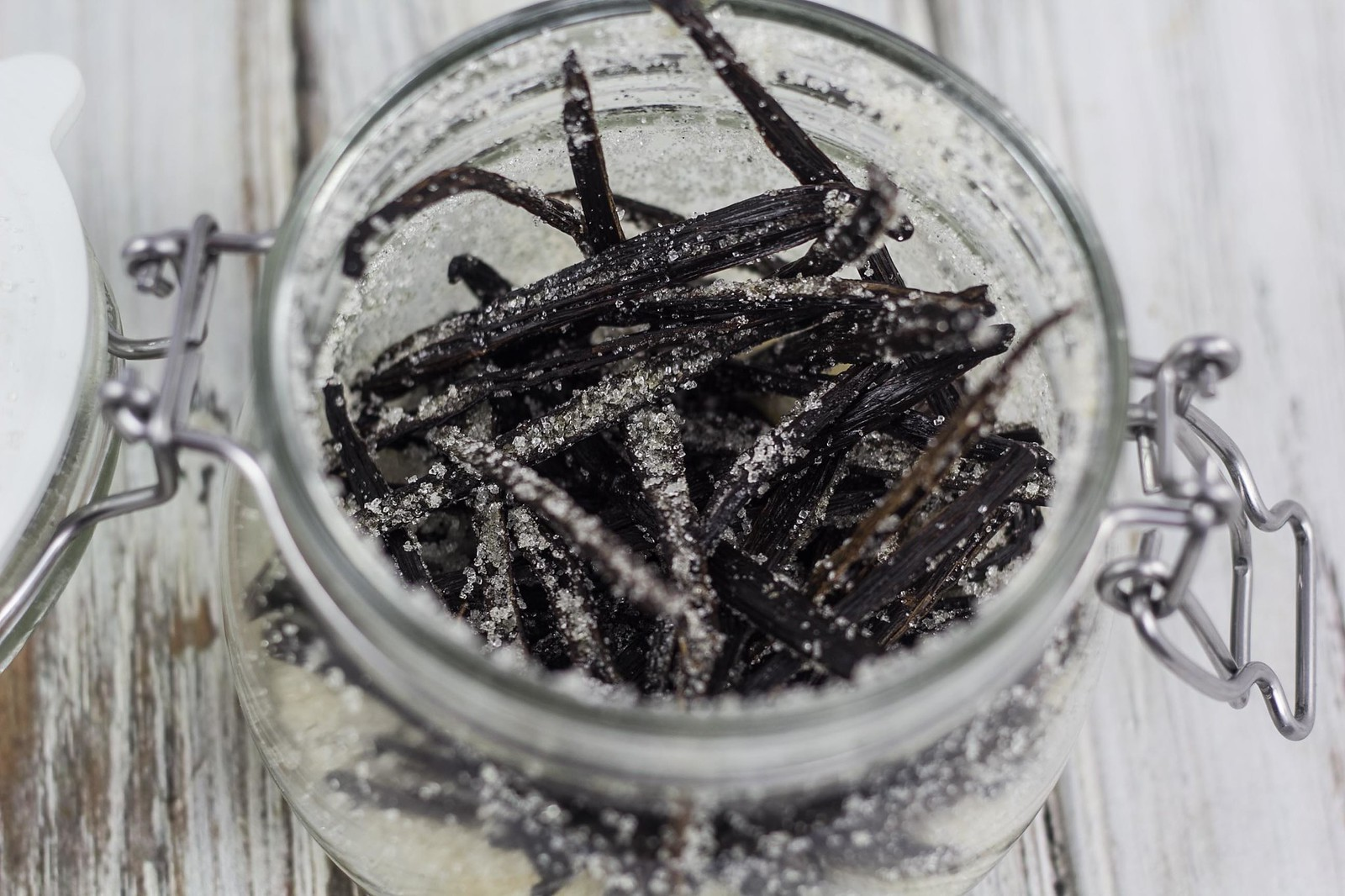 Recipe for Homemade Vanilla Sugar