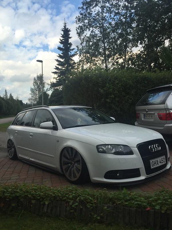 Zoml: Audi A4 B7 Avant //Mätäs Crew - Sivu 4 29296178922_ef854bcb7c_c