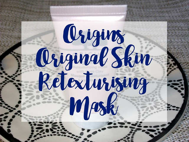 Origins Original Skin Retexturising Mask Review