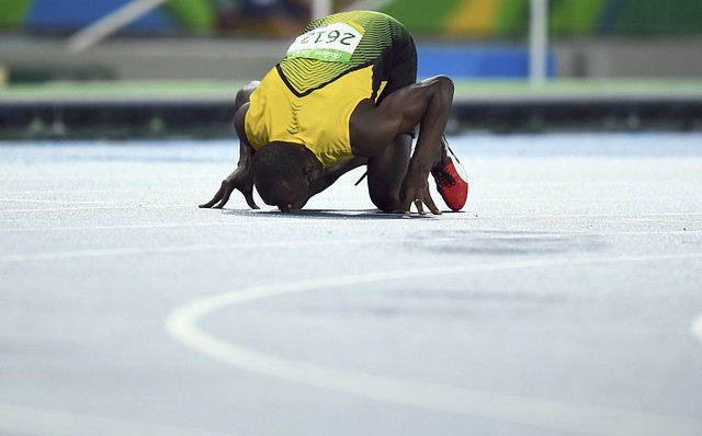 Usain Bolt - Gold 200m