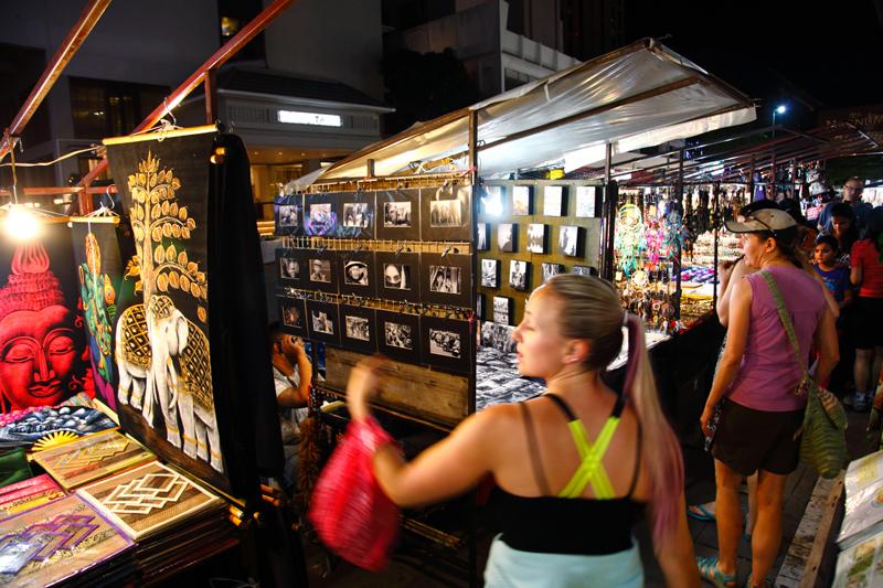 Anusarn Market Chiang Mai Shopping