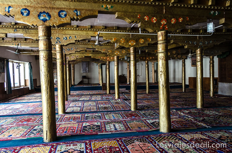 mezquita Jama Masjid de Leh