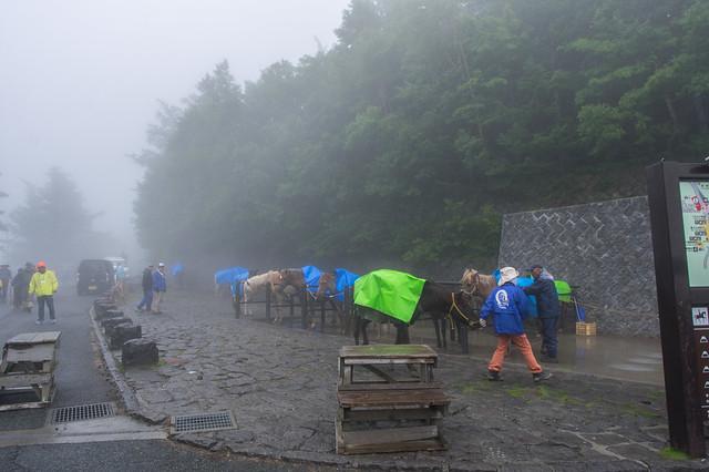 富士山 1日目