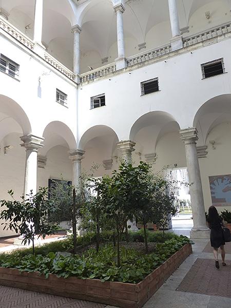 patio palais ducal