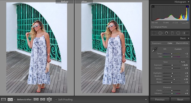 How to Edit your Blog Photos in Lightroom with Dreamy Presets