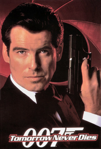 Pierce Brosnan in Tomorrow Never Dies (1997)