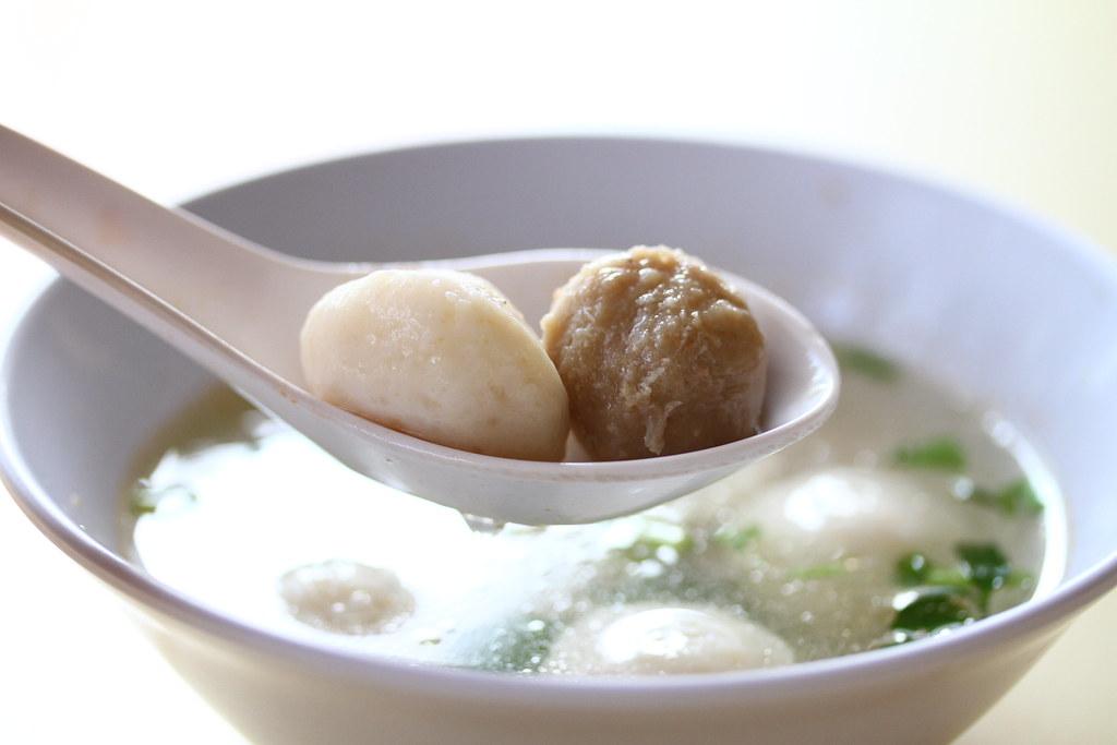 新加坡东部早餐:Choo Chiat Chiap Kee