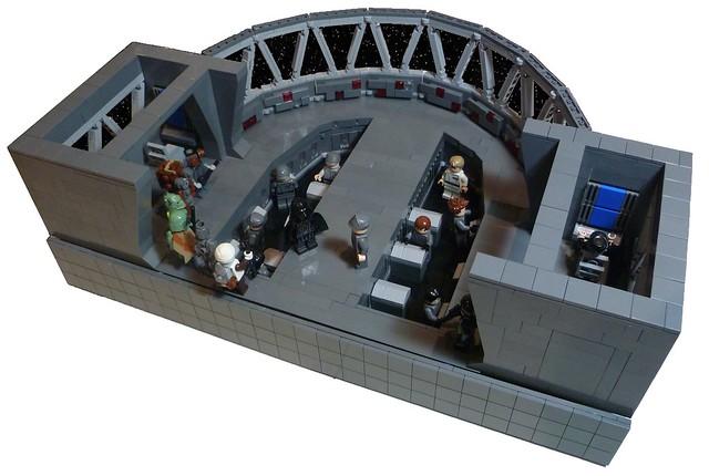 Star Wars: The Empire Strikes Back - Executor Bridge