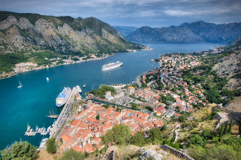Hike Over Kotor