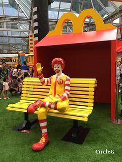 CIRCLEG 麥當勞 香港 太古 遊記 太古城中心 麥當勞玩具樂園 MACDONALD 滑嘟嘟 麥當勞叔叔 (16)