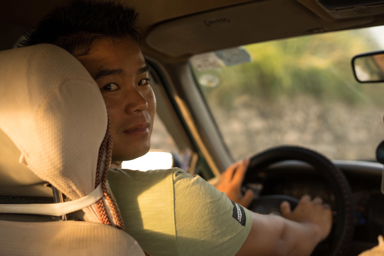 Liu le taxi