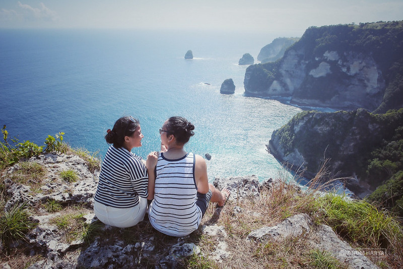 Couple Photos on Nusa Penida