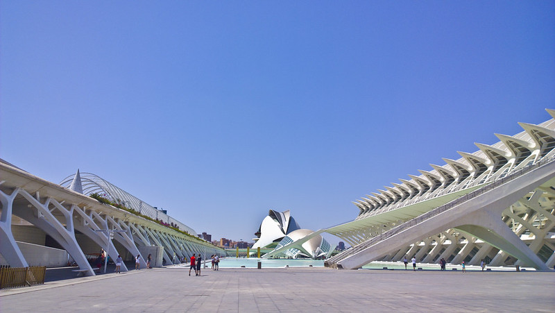 Ciudad de las Ciencias y las Artes