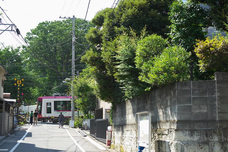 Tokyo Train Story 都電荒川線 2016年7月18日