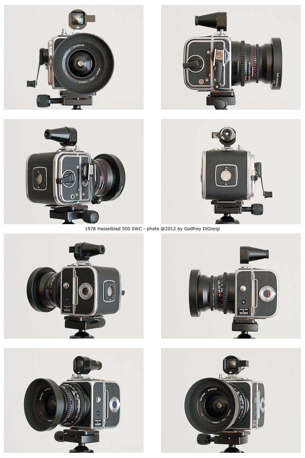 Hasselblad SWC is cool [Archive] - Page 2 - Rangefinderforum com