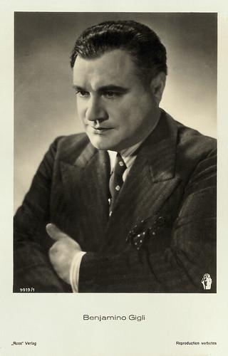 Benjamino Gigli