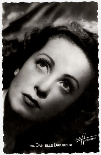 Happy birthday, Danielle Darrieux!