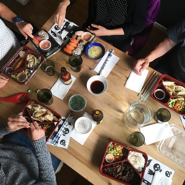 sushi friday, helsingborg
