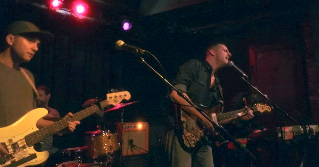 That Was The Show That Was: Cymbals Eat Guitars with Wildhoney and Field Mouse | Sept. 16 | Great Scott