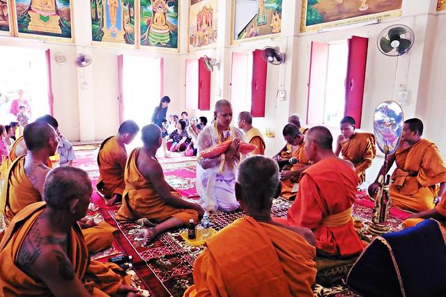 Monk Ceremony