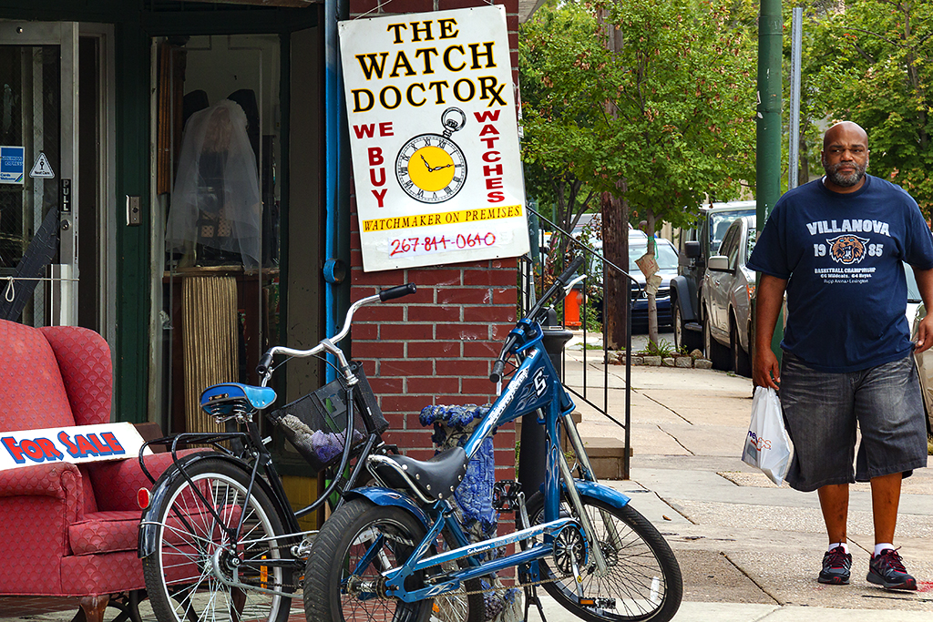 THE WATCH DOCTOR WE BUY WATCHES--Hawthorne