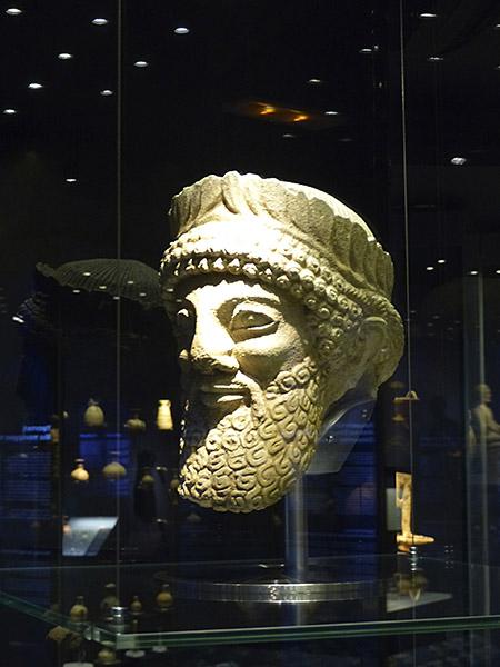 tête chypriote
