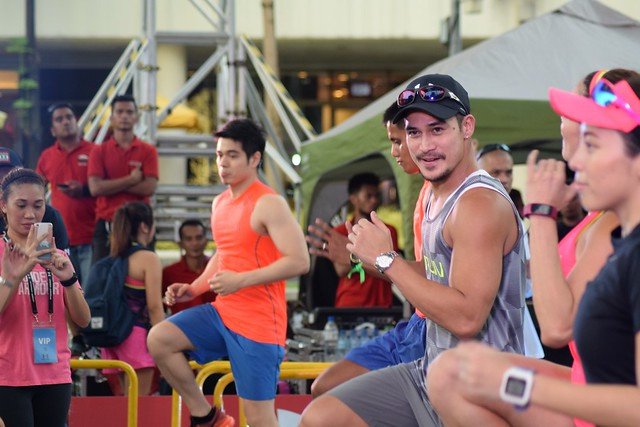 UA Athlete, Piolo Pascual