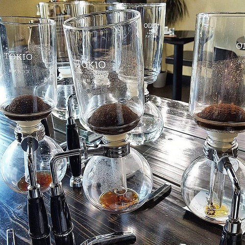 Siphon day!