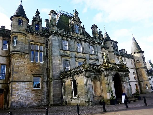 Callendar House, Falkirk, Scotland.