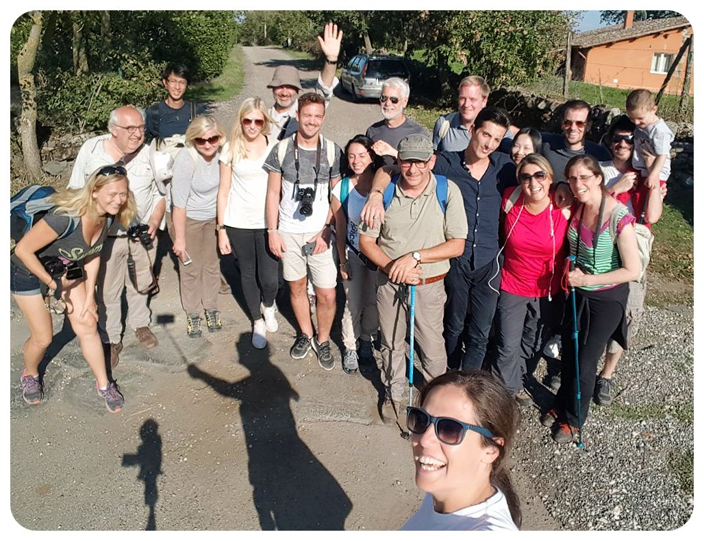 italy hikers