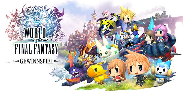 World of Final Fantasy - Gewinnspiel