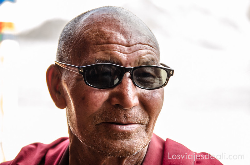 valle del indo monje budista