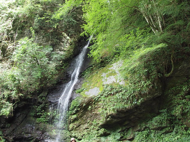 Biwa Waterfall 琵琶の滝