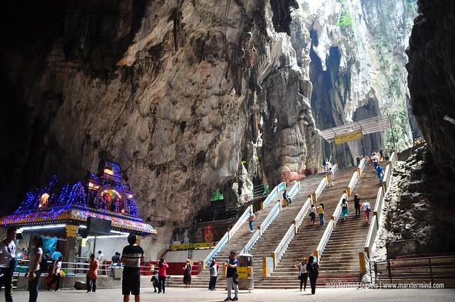 Batu Caves Cave Temple and Hindu Shrine