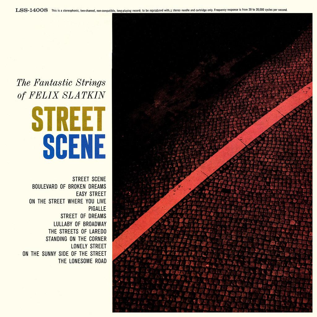 Felix Slatkin – Street Scene