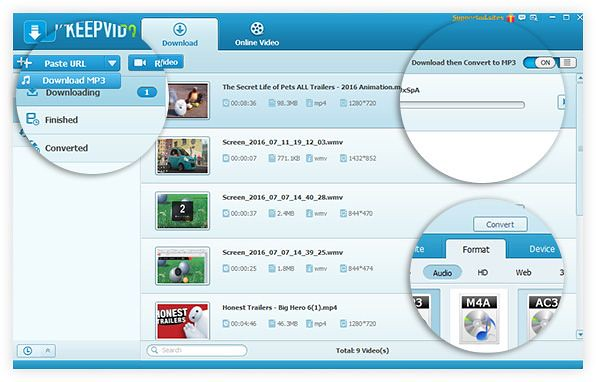 Keepvid-pro-mp3-record