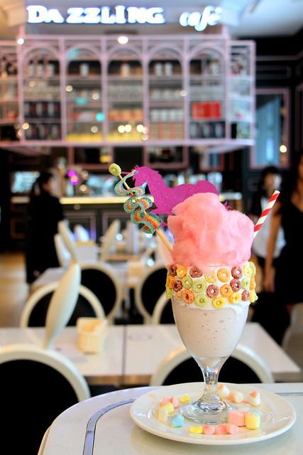 Pink Unicorn Milkshake