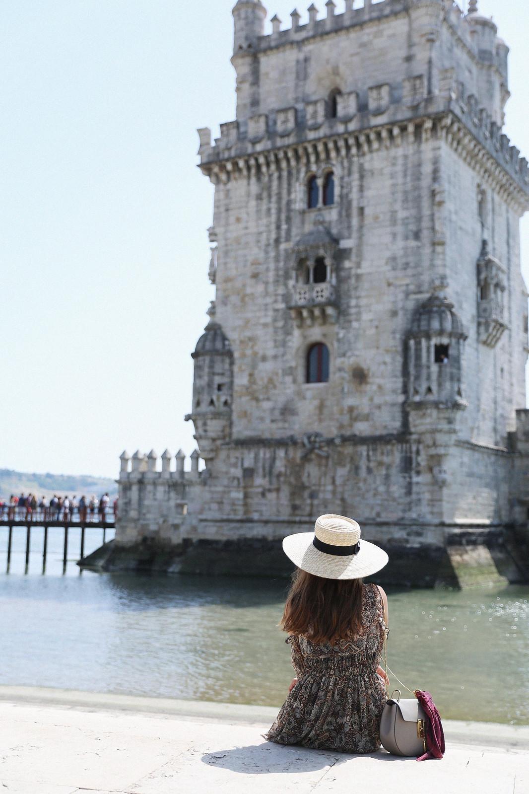 Jessie Chanes Seams for a desire Lisboa Parfois Boho folk Floral Midi Vest-5