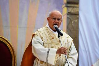 Noicattaro. 50° anniversario di sacerdozio di don Mimì Ciavarella front