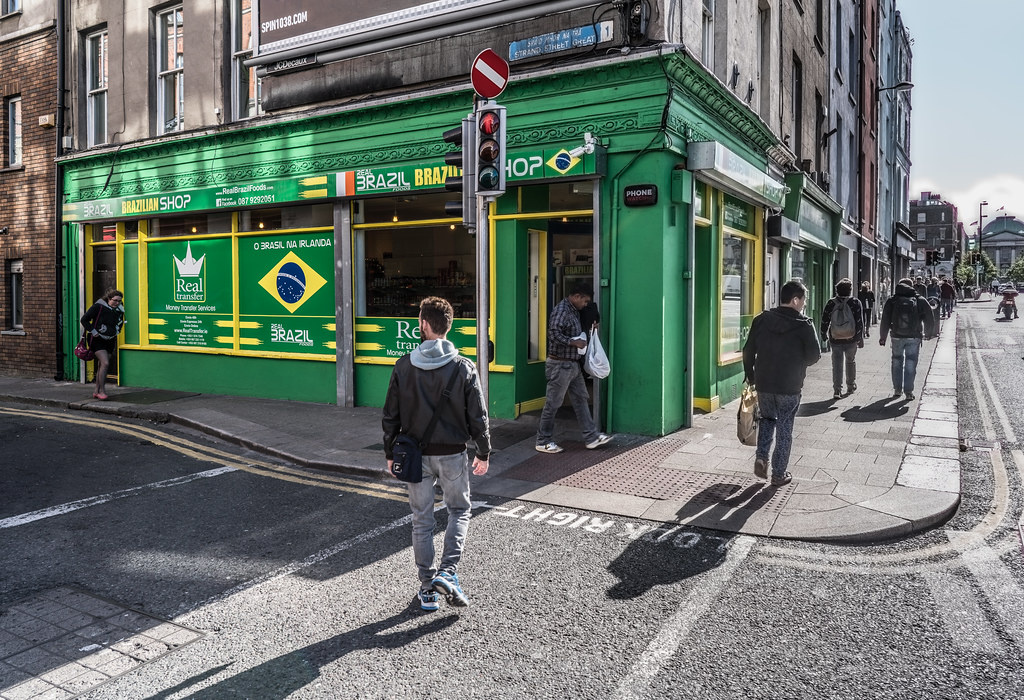 REAL BRAZIL FOODS [JUNCTION OF GREAT STRAND STREET AND CAPEL STREET]-121822