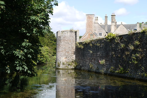 The Palace Moat