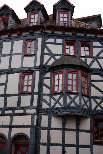 at Gelnhausen, Germany