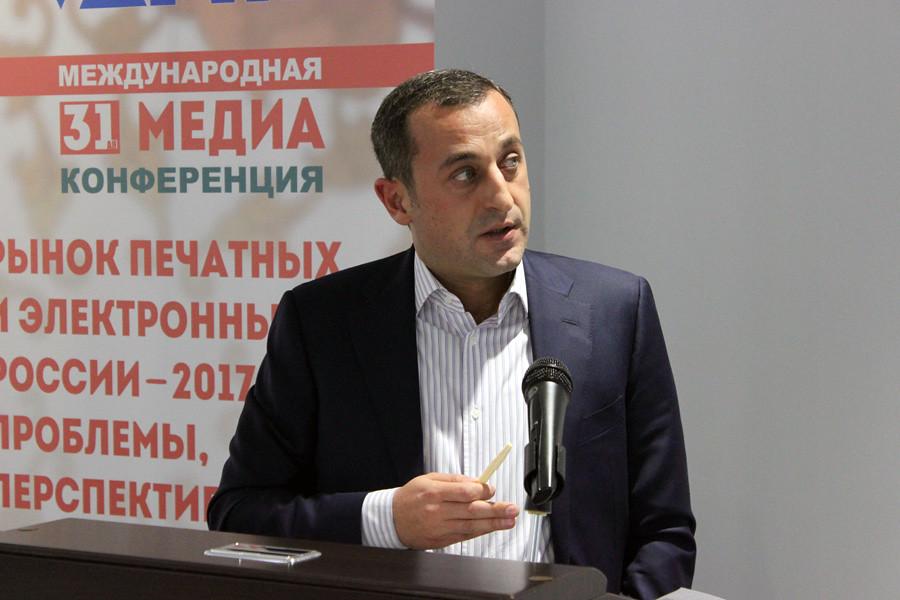 "Эдгар Ханзадян, ""Пресс Сервис"" (Армения)"