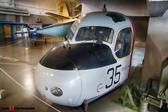 MM148295 41-35 - 724 - Italian Air Force - Grumman S-2F Tracker - Italian Air Force Museum Vigna di Valle, Italy - 160614 - Steven Gray - IMG_0595_HDR