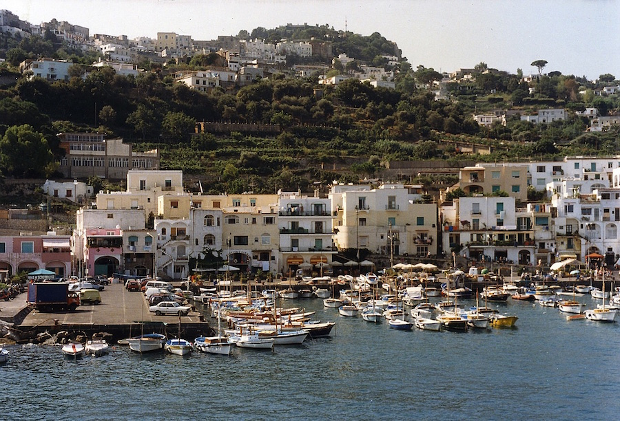 Capri Island - Easily Accessible from Naples