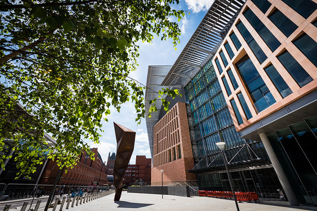 Opening of Francis Crick Institute