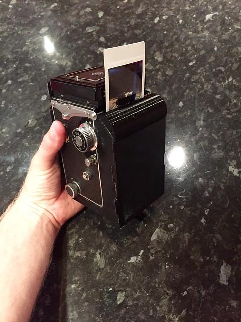 Show me a homemade Instax camera! [Archive] - Rangefinderforum com