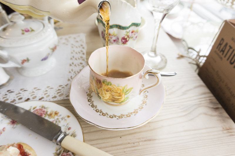 Poppys Vintage Tea Room St Neots_5