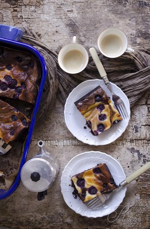 brownie cheesecake ai mirtilli_1